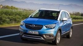 Opel Crossland X: il Suv per tutte le stagioni