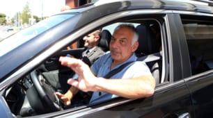 Roma, torna Pallotta: via da Ciampino in macchina