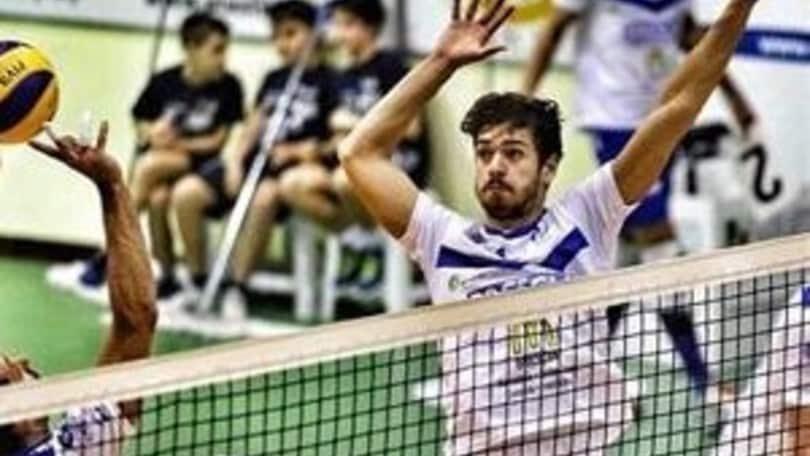 Volley: A2 Maschile, Lagonegro si assicura il giovane Fabi