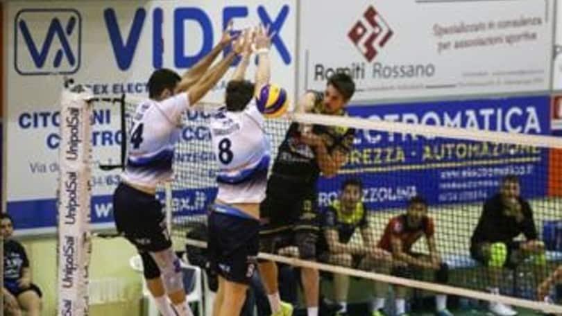 Volley: A2 Maschile, Brescia si rinforza con Bellei