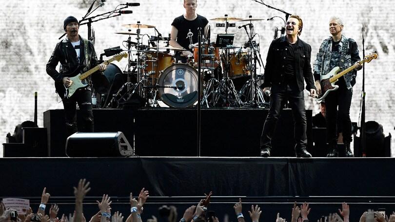 L'Olimpico si accende per gli U2