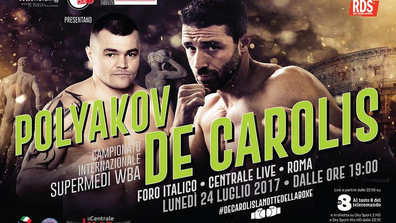 Image result for Giovanni De Carolis vs Viktor Polyakov pic