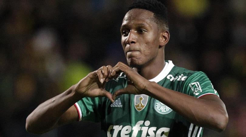 Calciomercato, Yerry Mina è del Barcellona: arriverà nel 2018