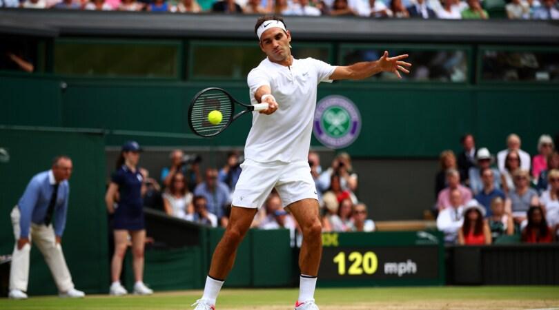 Wimbledon, trionfo Federer: Cilic ko. È leggenda