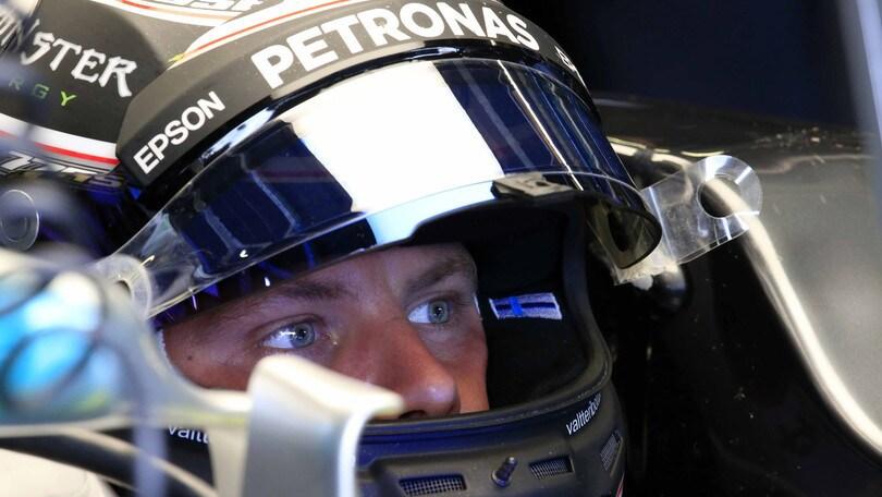 F1 Mercedes, Bottas: «Gara perfetta»