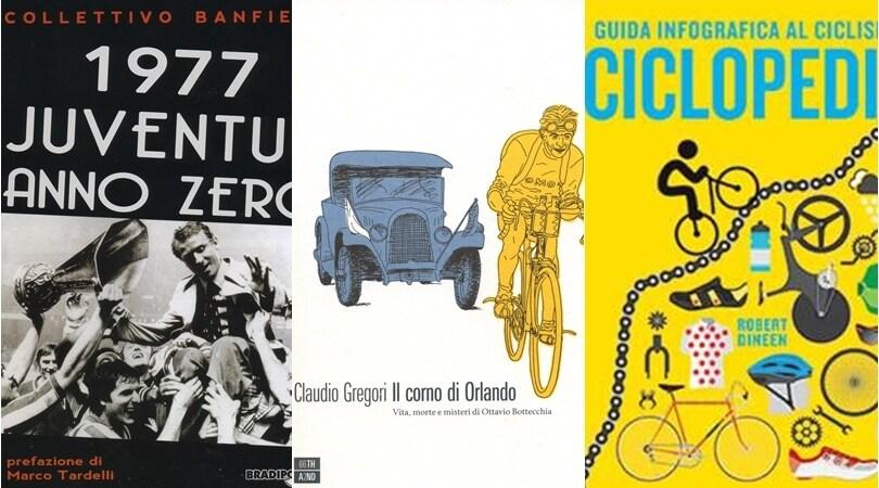 Juve , il primo trionfo in Europa; e due libri sul ciclismo