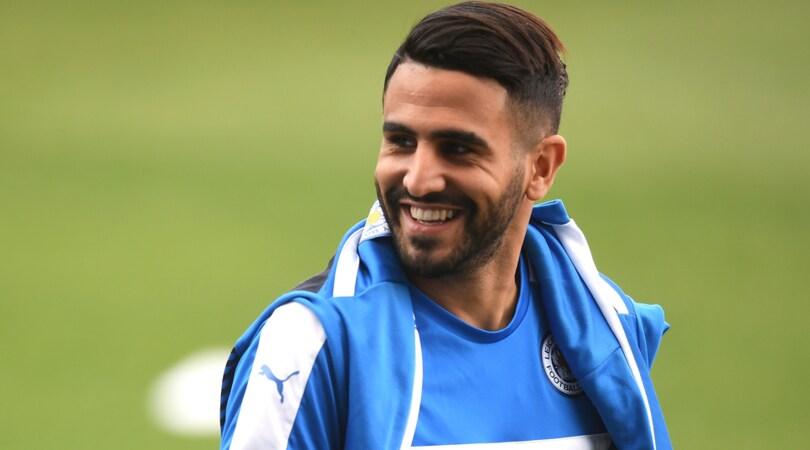 Calciomercato Roma, dalla Francia: «L'offerta per Mahrez sale a 30 milioni»