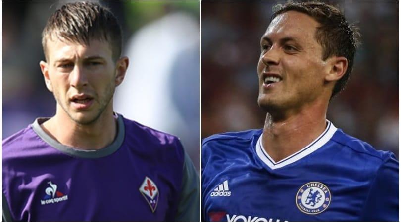 Fiorentina, striscione contro Bernardeschi: