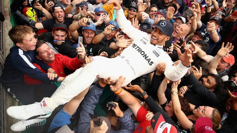 F1, Hamilton: «Non sono più ossessionato dalla vittoria»