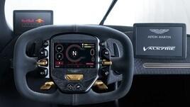 Aston Martin Valkyrie: la Formula 1 stradale