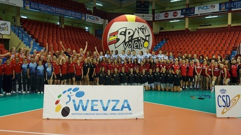 Volley: Torneo Wevza, l'Italia Under 18 si veste d'oro
