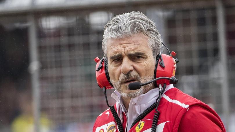 F1 Ferrari, Arrivabene: «Vietato lamentarsi»