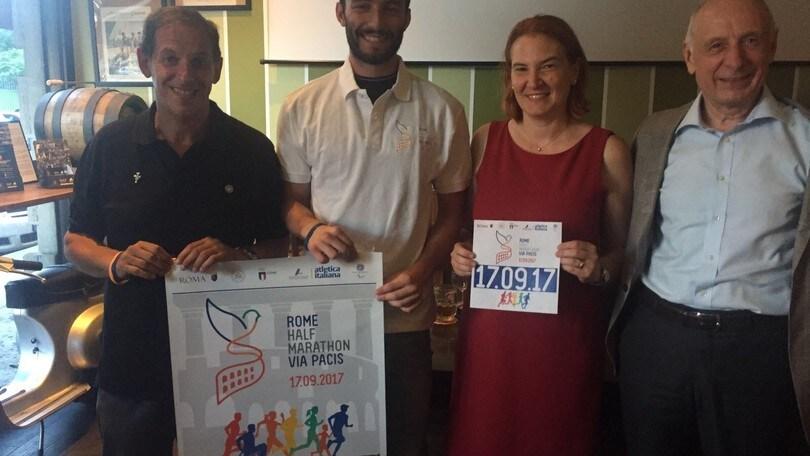 Rome Half Marathon Via Pacis organizzata da Fidal e Vaticano
