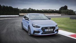 Hyundai i30 N, 275 CV pronti a scatenarsi