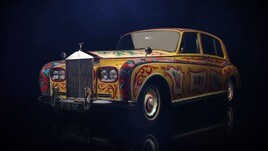 La Rolls-Royce Phantom V di John Lennon