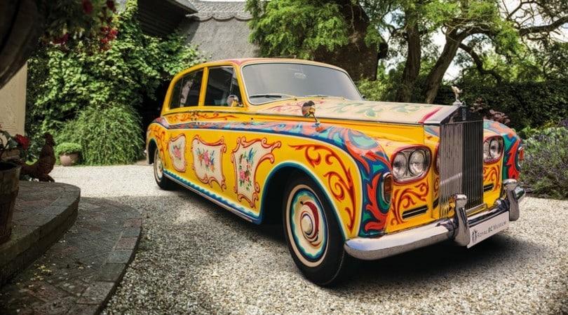 La Rolls di John Lennon torna a casa