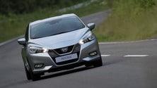 """Nissan Micra, il """"calmante"""" per le strade della Capitale"""
