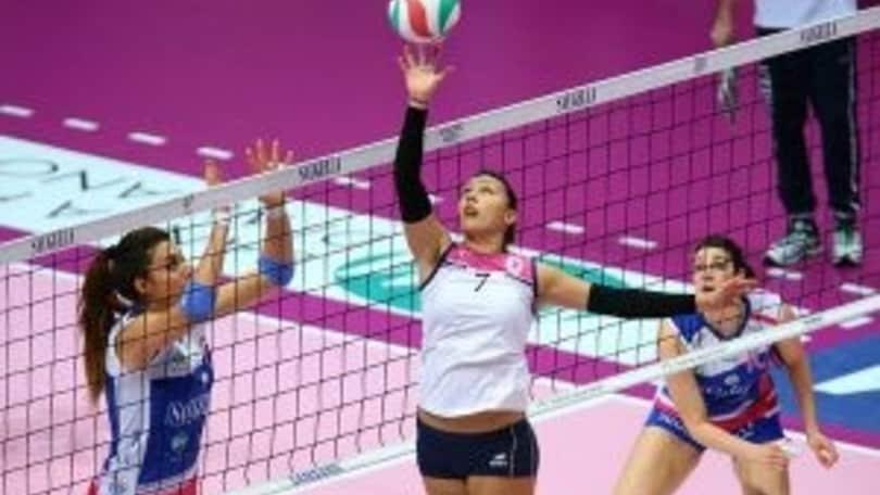 Volley: A1 Femminile, a Legnano Cumino sarà la vice-Caracuta