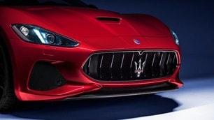 Maserati GranTurismo 2018: foto