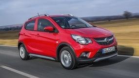 Opel Karl Rocks, la piccola SUV che non ha paura di nulla