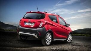 Opel Karl Rocks, foto