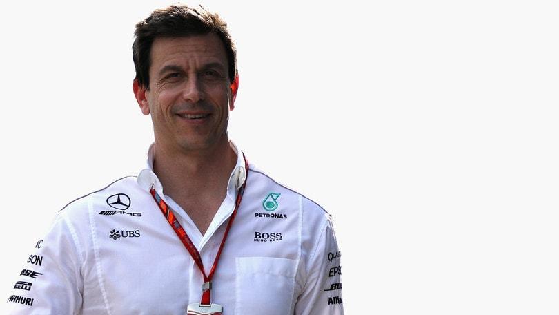 F1, Wolff: «Dobbiamo anticipare la reazione della Ferrari»