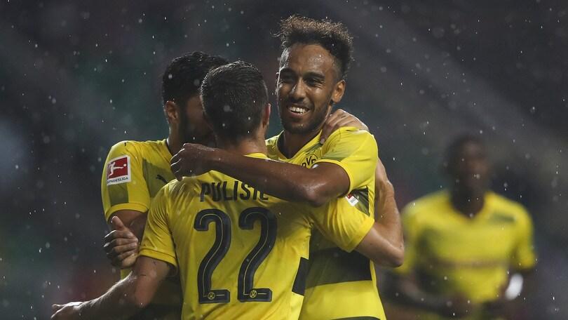 Calciomercato Milan: Aubameyang vuole solo i rossoneri