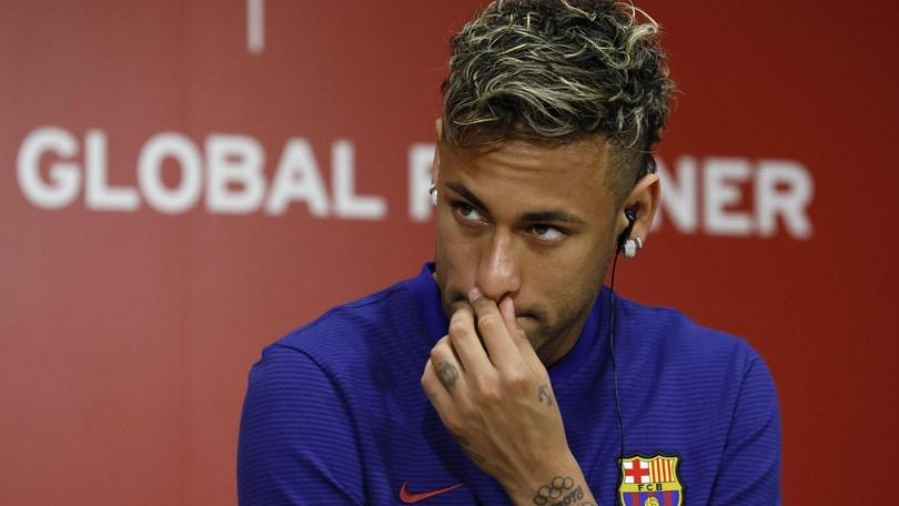 Neymar-Psg: il Barça smentisce, ma la quota crolla