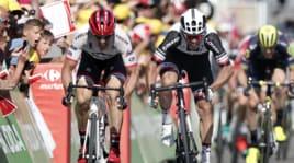 Tour de France,Matthews vince la 16ª tappa, Froome rimane in giallo
