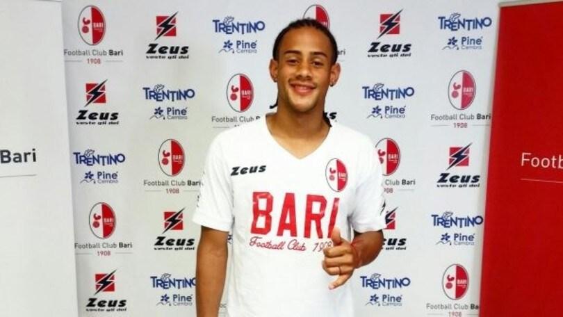 Calciomercato Bari, è ufficiale: Tello dalla Juventus