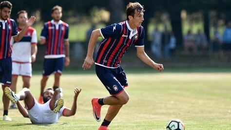 Serie A Crotone, battuto 6-0 l'Acri in amichevole