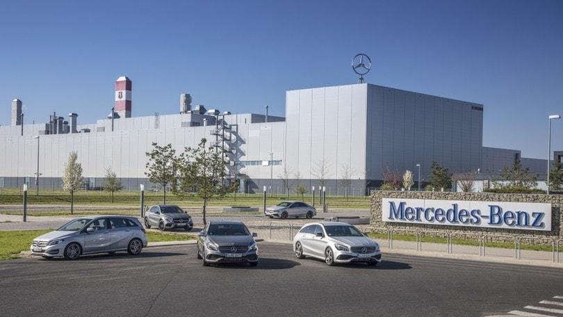 Emissioni diesel, Mercedes richiamerà 3 milioni di auto