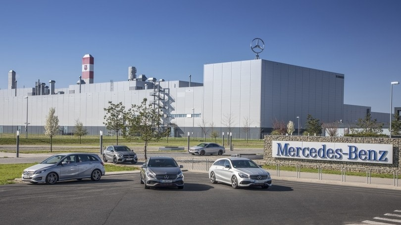 Richiamate tre milioni di Mercedes