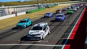 Renault Clio Cup, la gara di Misano