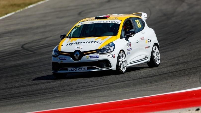 Renault Clio Cup, a Misano un weekend da leoni