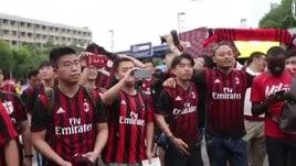 «Milano siamo noi!»: il coro dei tifosi cinesi spopola sul web