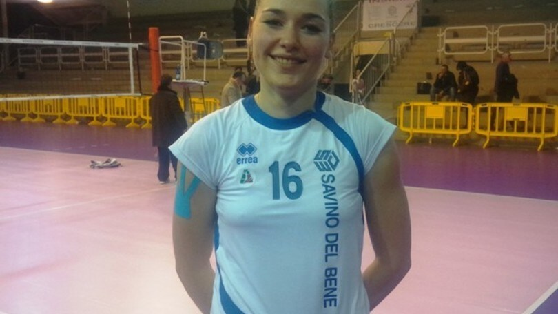 Volley: A2 Femminile, a Soverato arriva Veronica Taborelli