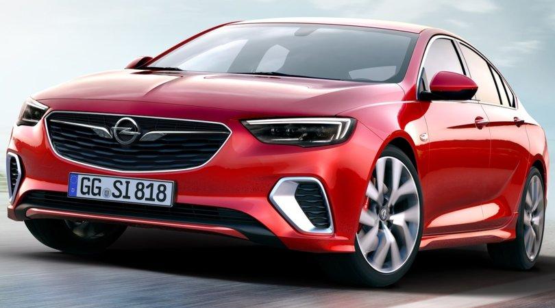 Opel Insignia GSi, più veloce della OPC da 325 cv