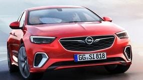 Opel Insignia GSi: foto