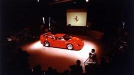 Ferrari F40, i 30 anni della leggenda Rossa: foto