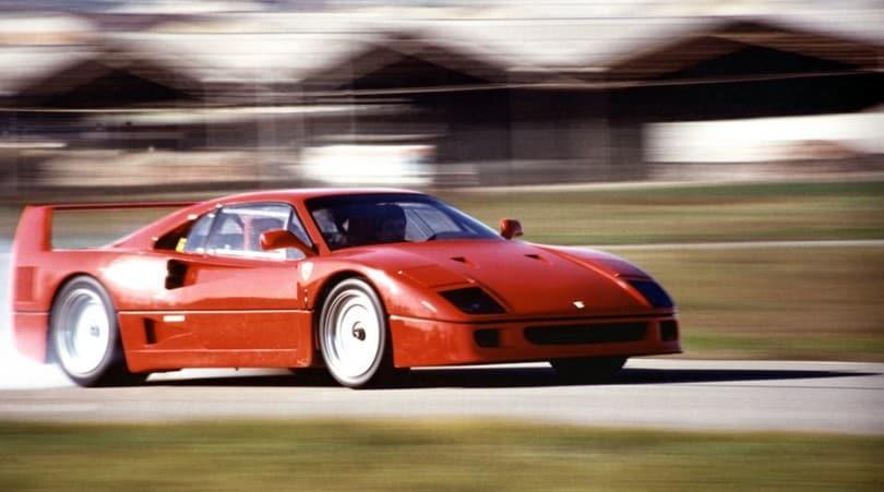 Ferrari F40, i 30 anni della Rossa più estrema