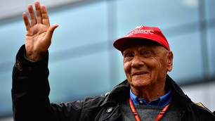 F1, Lauda: «Introduzione dell'Halo pessima decisione»