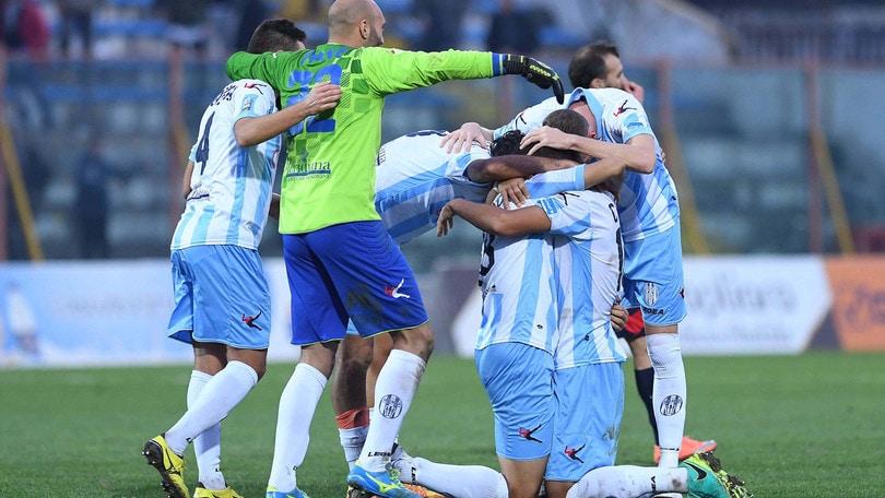 Serie C Akragas, esonerato il tecnico Di Napoli