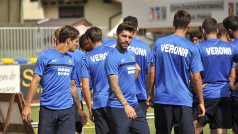 Serie A Verona-Trapani 1-1. Prima Bessa, poi Dambros