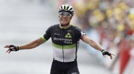 Tour de France: Boasson Hagen vince la 19ª tappa