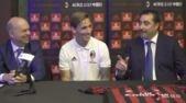 Milan, ecco Biglia. E Mirabelli lo aiuta a non dire: «Forza...Lazio»