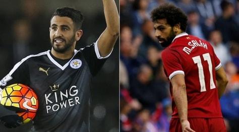 Roma, l'ex Salah segna e batte Mahrez: Liverpool-Leicester 2-1