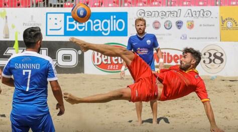 Beach soccer: segui LIVE il tricolore