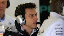 F1, Wolff: «Per Hamilton e Bottas niente ordini di scuderia»