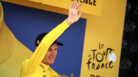 Il Tour de France è di Froome. Bodnar vince la crono di Marsiglia